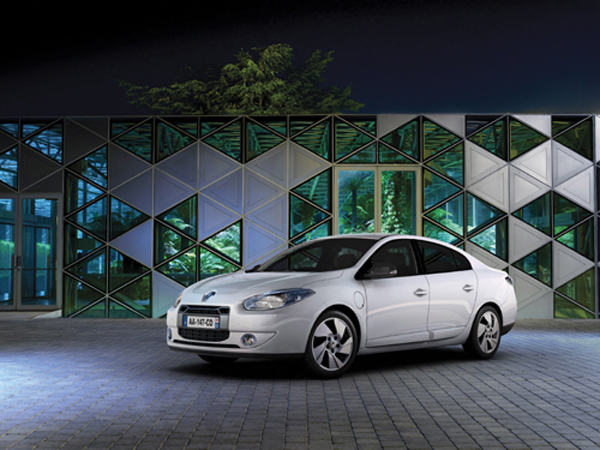 Electric Avenue – The Renault Fluence ZE