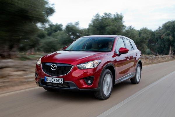 First Drive – Mazda's New CX-5