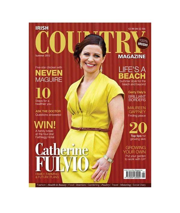 Motoring with Irish Country Magazine……….