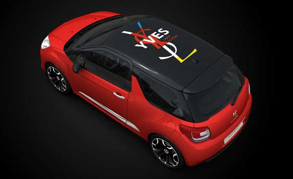 Style For Wheels, We Look At Cars On The Catwalk – Yves Saint Laurent and Citroen
