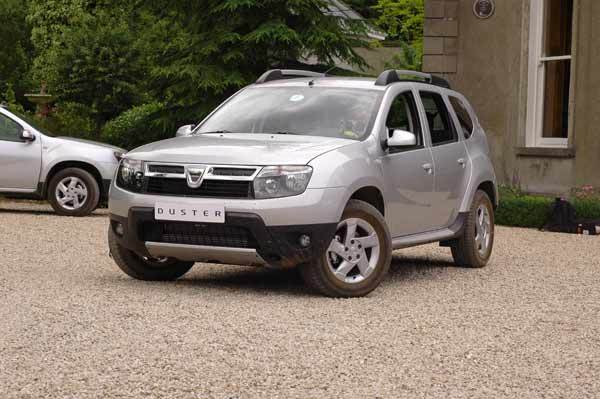 Aiming  to Clean Up, The Dacia Duster