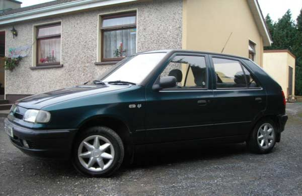 Laura Keane's First Car……….
