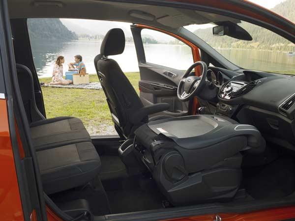 First Drive – Ford B-Max
