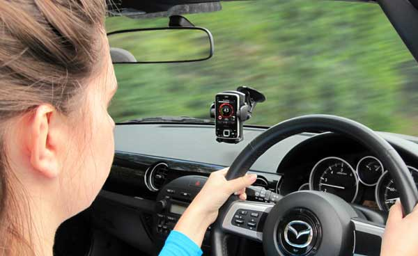 Mobile Devices More of a Distraction to Motorists than a Screaming Child