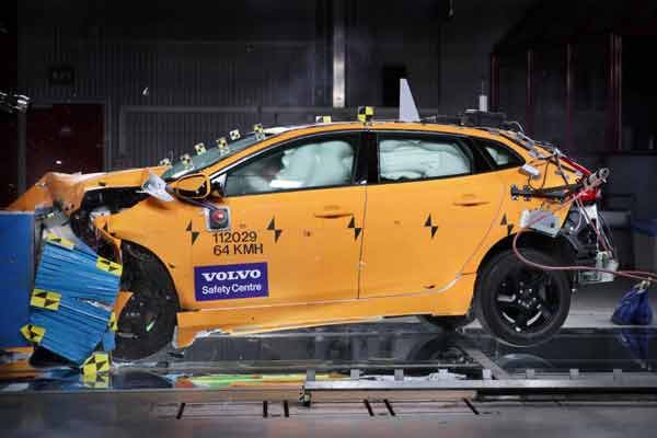 Top Crash-Test Scores for Five New Family Cars