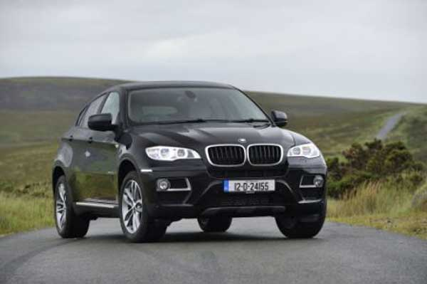 Road Test Of The Bmw X6 Xdrive 30d