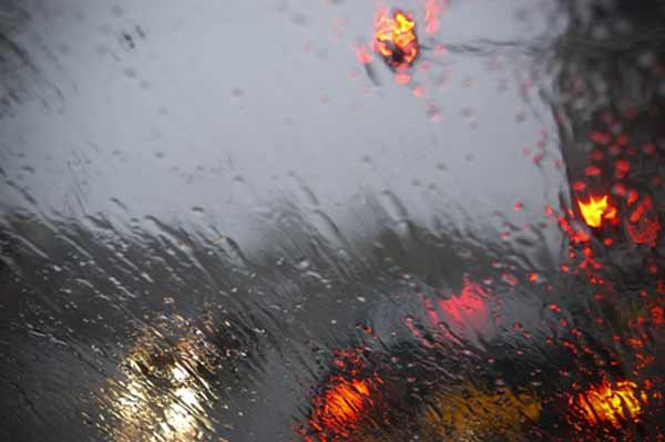Drive Safely in Rain