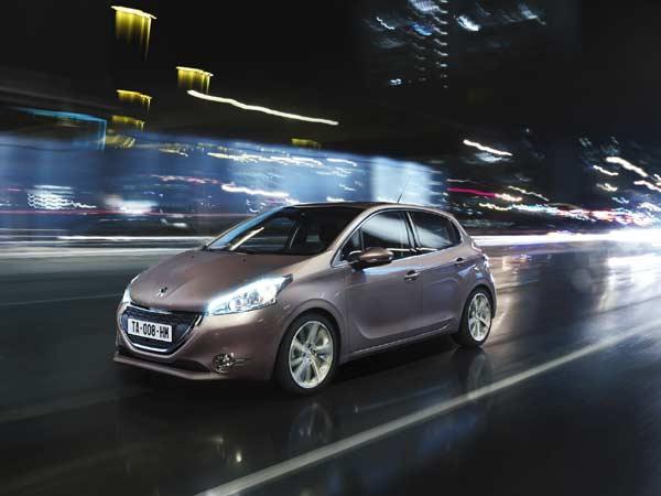 Peugeot 208 Allure 1.4 HDI