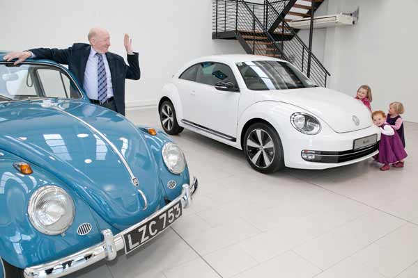 More Power, Less Flower – The New VW Beetle