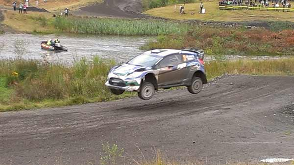 Welcome to the World of Rallying