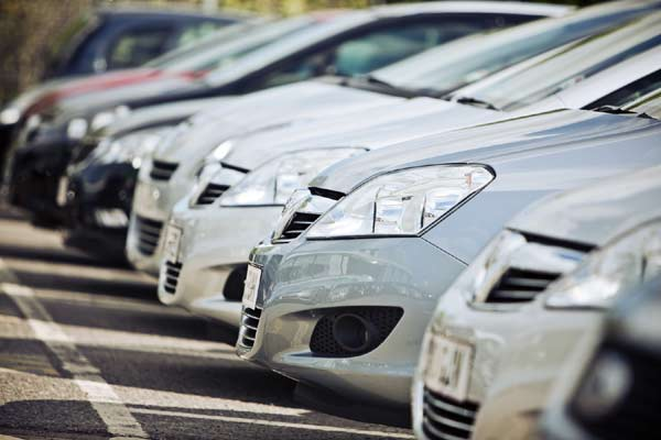 The Secret Life of Hire Cars