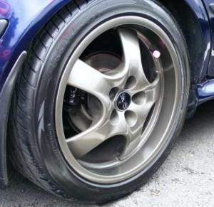 Showroom Shine - Tyres