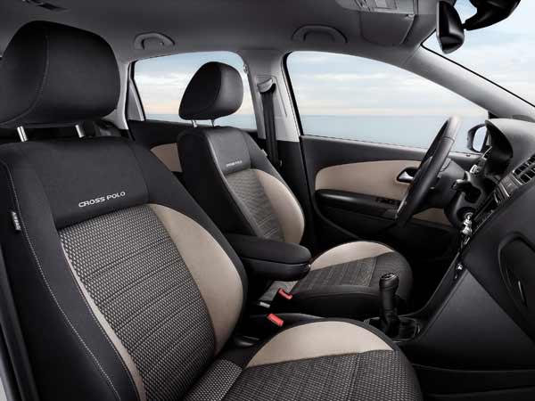 Volkswagen cross polo 1 2 tdi for Interieur nouvelle polo