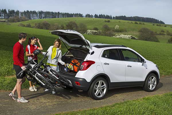 review of the opel mokka se 1.4i 140bhp (4x4)