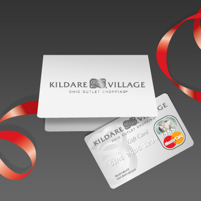 €40 Kildare Village gift voucher for every 4 Pirelli tyres purchased from Heffernan Tyres