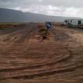 Dual Carriageway Dirt Track