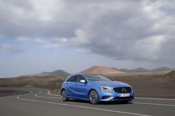 First Drive – Mercedes-Benz A-Class