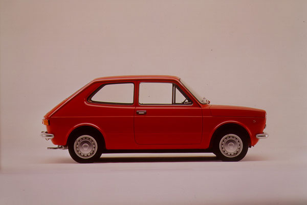 The Famous Fiat 127