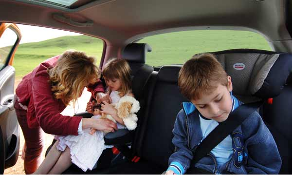 question car that can take 3 child car seats. Black Bedroom Furniture Sets. Home Design Ideas