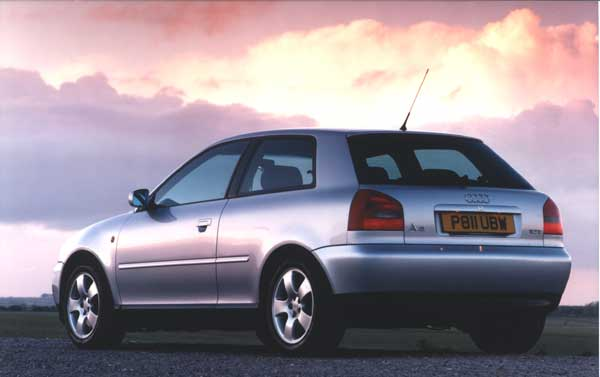 Audi A3 - the original of the species