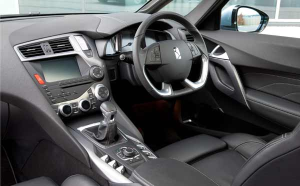 Citroen DS5 DStyle HDi 160