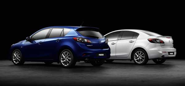 Drive Away In A Brand New Mazda3 From Only €265 Per Month