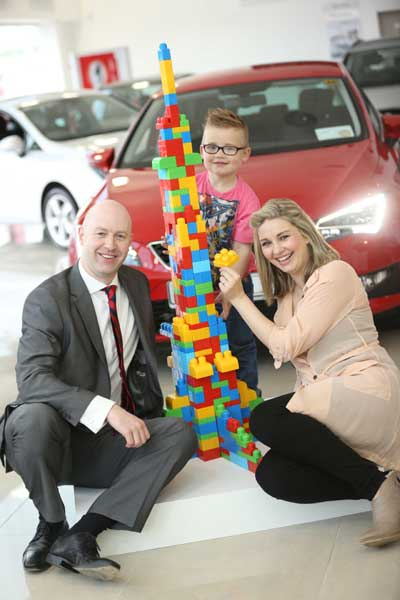 The SEAT 'Fix Crumlin' Fundraiser Blasts Off