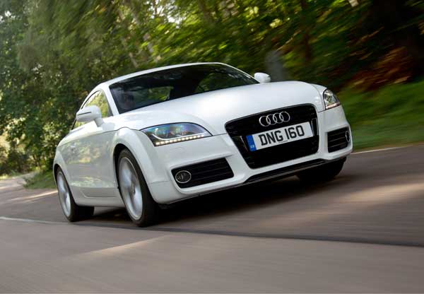Capricorns account for 82% of rentals of the Audi TT Coupe