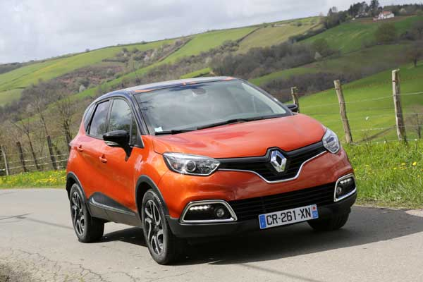 Celebrate the 132 plate with Renault Finance
