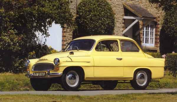 1964  Skoda Octavia