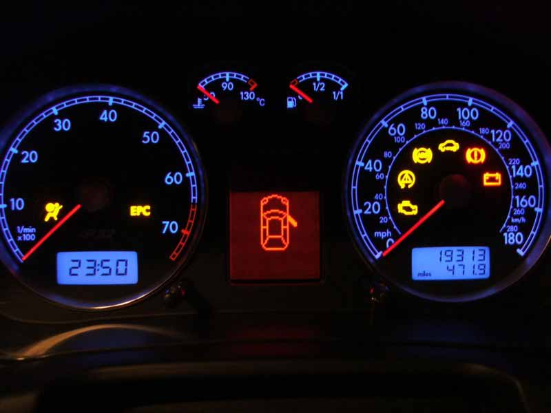 light your dashboard