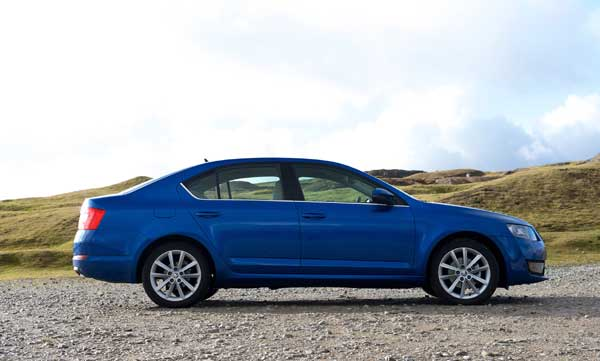 The new generation Octavia claims to be the most advanced ŠKODA ever