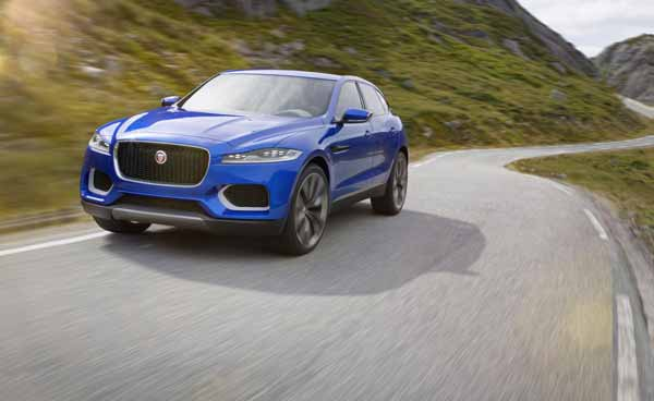 The CX-17 concept is Jaguar's first foray into the red-hot luxury compact crossover market.