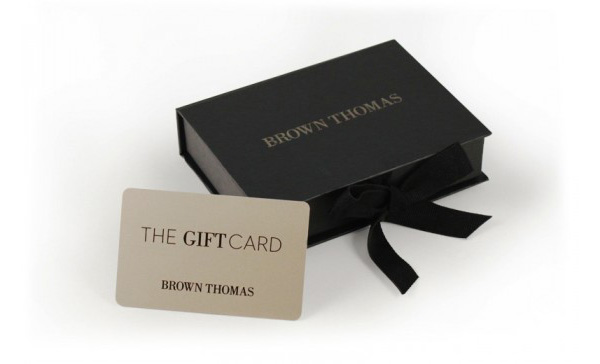 Win!! We've Got A €100 Brown Thomas Gift Card To Give Away