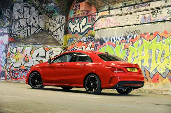 The new CLA blends innovation, style and practicality