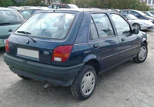 Susan Smyth's First Car …..