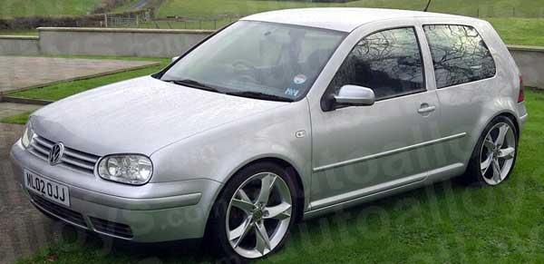 Pauline's first car