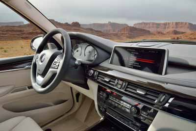 Inside the X5