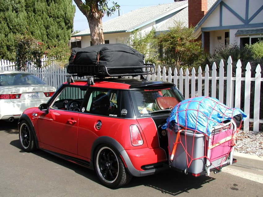 Overloaded When It Comes To Your Car Less Is Most