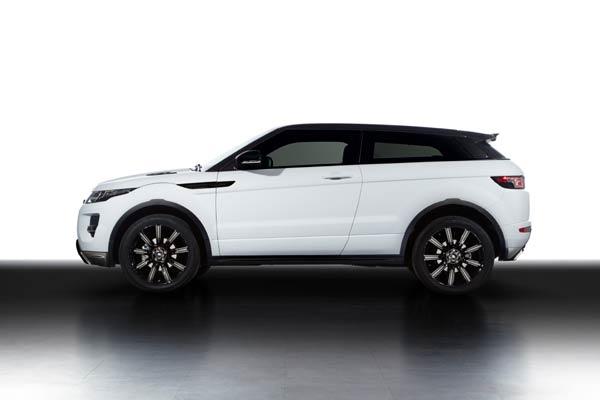 Ruth Scott Drives the New Range Rover Evoque