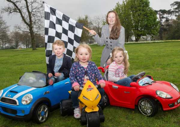 WIN Family Pass to the Belfast Motor Show