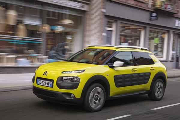 First Drive: Citroën C4 Cactus