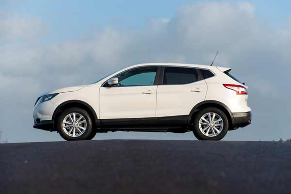 Reinventing a classic - there are close to  two million Qashqai owners
