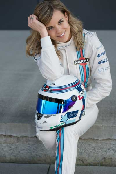 Susie Wolff Takes Next Step In F1 Career