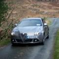 Alfa Romeo Giulietta - Suzanne Keane