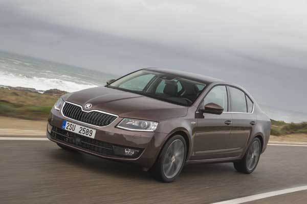 The stylish Octavia Laurin & Klement (L&K) is priced from €32,860