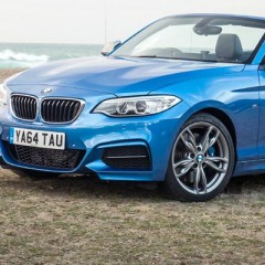 First Drive: BMW 2 Series Convertible