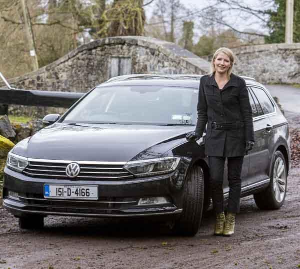 Volkswagen Passat Estate 2.0TDI DSG 190HP 'Highline