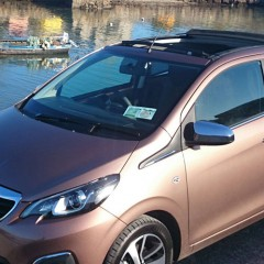 First Drive: Peugeot 108 1.2 Allure