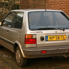 Anne Marie O'Connor's First Car…………